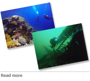 Dive news and reports
