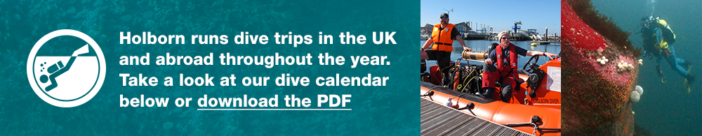 Download Holborn scuba dive calendar