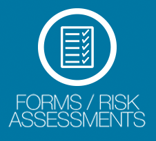 Forms and risk assessments