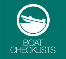 Boat checklists